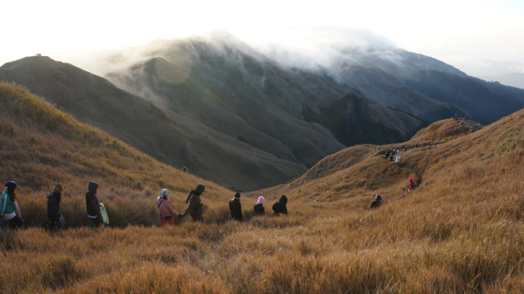 Philippines - Mount Pulag Feb 2014 594