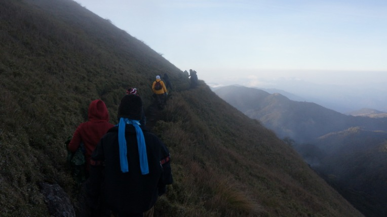 Philippines - Mount Pulag Feb 2014 652