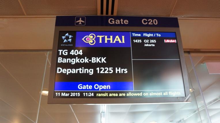 Bangkok - 11th ~ 14th March 2015 - 001