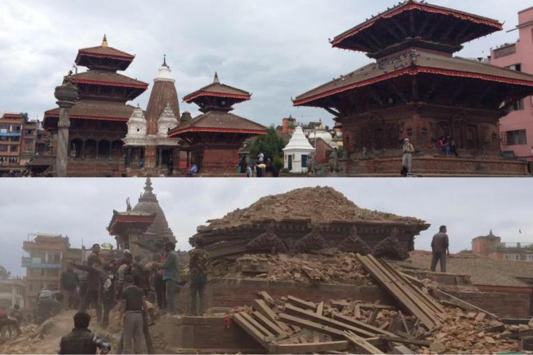 Nepal Earthquake 2015_1